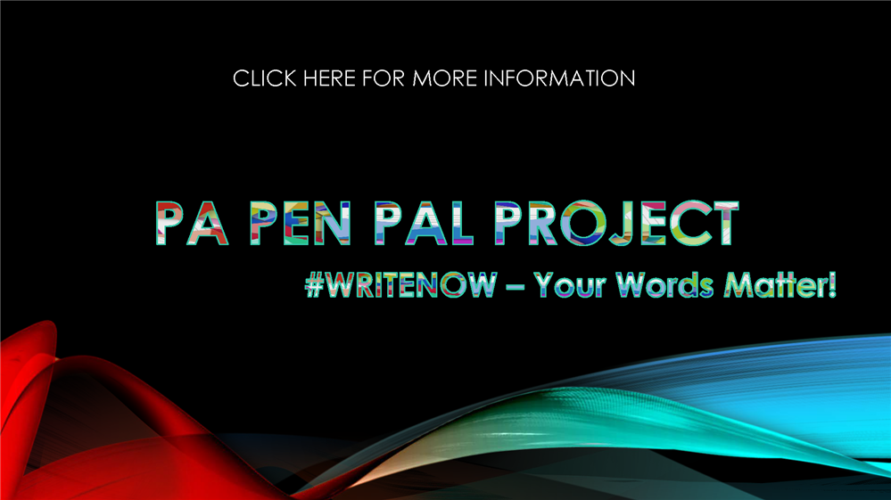 IU29 Launches PA PEN PAL PROJECT