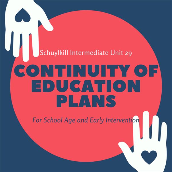 Continuity of Education Plans