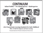 Pennsylvania Learning Standards for Early Childhood Continuum
